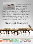 Federcongressi Poster Se ci sei ti associ-Formiche