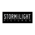 logo storm and light