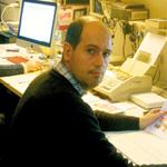 Claudio Giorgini co-fondatore, grafico e creativo della GiòArt